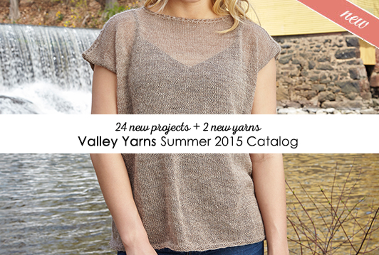 New Valley Yarns Catalog