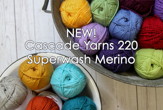 Cascade Yarns 220 Superwash Merino