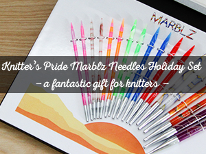 Knitter's Pride Marblz Needles Holiday Set
