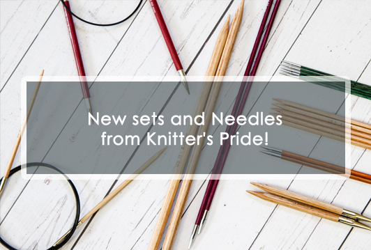 New Knitter's Pride
