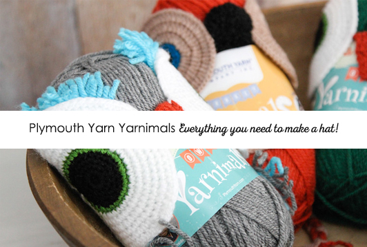 Plymouth Yarn Yarnimals