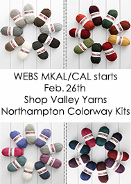 Valley Yarns Northampton Kits