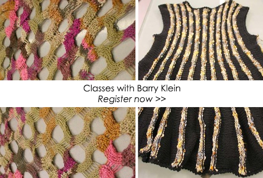 Classes with Barry Klein