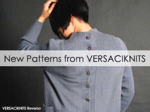 New Patterns from VERSACIKNITS