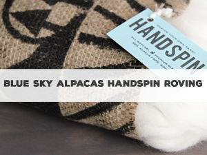 Blue Sky Alpacas Handspin Roving