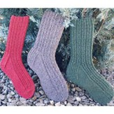 Fiber Trends AC85 Chain Of Hearts Socks