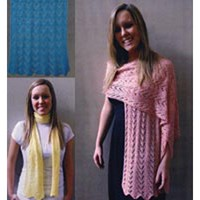 AC87 Easy Lace Scarves & Wraps