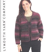1255 Loose Cardigan Sweater