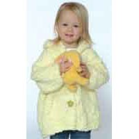 P489 Hooded Baby Jacket
