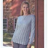 Reynolds 82412 Empire Lace Pullover