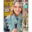 Knit Simple Magazine - Ss13