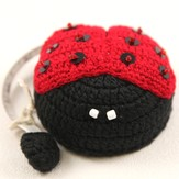 Lantern Moon Ladybug Tape Measure