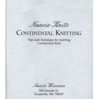 Nancie Knits Continental Knitting DVD