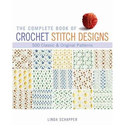 Crochet Stitches Book : CROCHET STITCH GUIDE BOOK - Only New Crochet Patterns