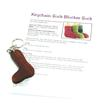 Sock Blocker Keychain and Mini Pattern - Medium
