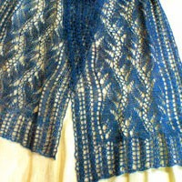 A52 Lead Or Follow Lace Scarf