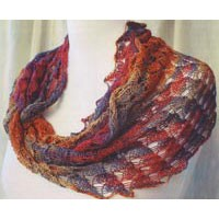H45 Ring Of Lace Wrap
