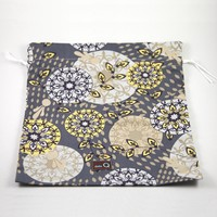 115-2 Eden Cotton Pouch