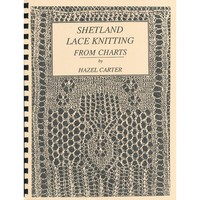 Shetland Lace Knitting from Charts