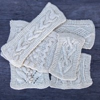 Aran Design Part II: Designing and Knitting an Adult Aran Sweater