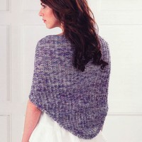 A5-02 Lace Triangular Wrap (Nuble)