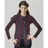 138 Murano Lace Woman's Jacket (Free)