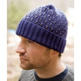 Berroco Gull Hat PDF - Norah Gaughan Men