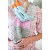 Be Sweet Blocks of Color Scarf (Free)