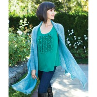 Mohair Swing Wrap PDF