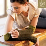 Blue Sky Fibers Arm Warmers