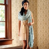 Blue Sky Alpacas Kaw Valley Wrap