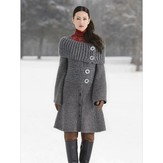 Blue Sky Alpacas Moscow Coat