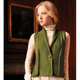 Blue Sky Fibers Shawl Collar Vest