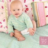 Blue Sky Fibers Cotton Baby Set