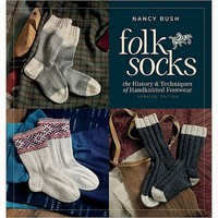 Folk Socks (Updated Edition)
