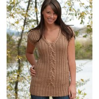 A157 Cable Tunic (Free)