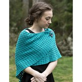 Cascade Yarns W224 Haven Shells Shawl (Free)