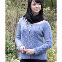 W435 Cloud Everyday Cardigan (free)