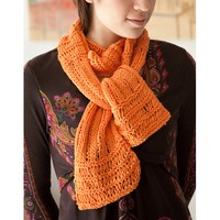 Katydid Drop Everything Scarf (Free)