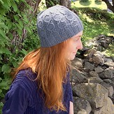 Classic Elite Yarns Arietta Cabled Hat (Free)