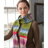 Classic Elite Yarns Molly Scarf PDF