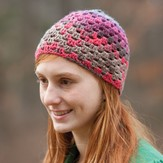 Classic Elite Yarns 9198 Easy Crochet Hat PDF