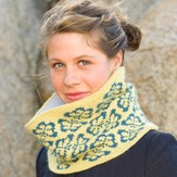 Classic Elite Yarns Viewpoints 1514 From Folly Cove - Iarrobino Butterfly Cowl PDF