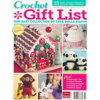 Crochet Today! Crochet Gift List