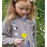 Debbie Bliss Smock Jacket PDF - Magazine #10