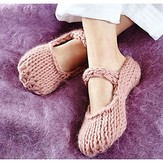 Debbie Bliss Ballet Slippers & Cable Socks PDF