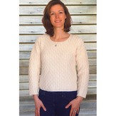 Dovetail Designs K2.67 Boxy Sweater to Knit PDF