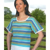 Dovetail Designs C2.5 Striped Tee PDF