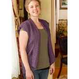 Valley Yarns #95 Vineyard Vest PDF