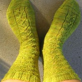 Dream in Color 652 Sleepwalker Socks PDF